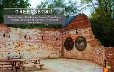 Greensboro Report cover image