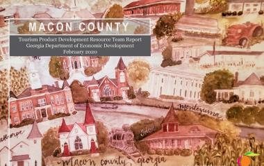 Macon County report cover image
