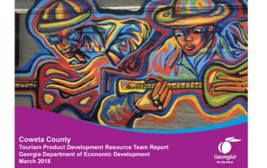 Coweta County TPD Resource Team Report Cover