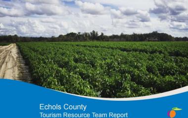 Echols County Tourism Product Development Resource Team Report