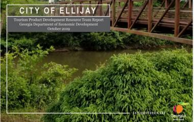 Ellijay TPD Resource Team Report Cover