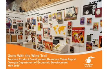 Gone With the Wind Trail TPD Report Cover