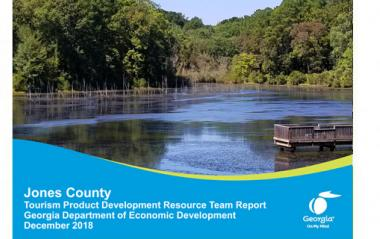 Jones County Resource Team Report Cover