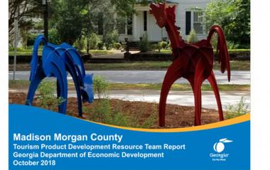 Madison Morgan County TPD Report Cover