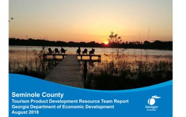 Seminole County TPD Report Cover
