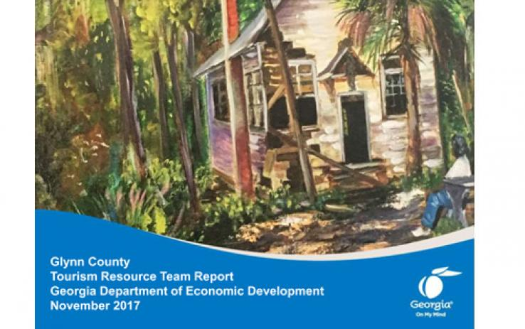Glynn County Tourism Resource Team Report Cover